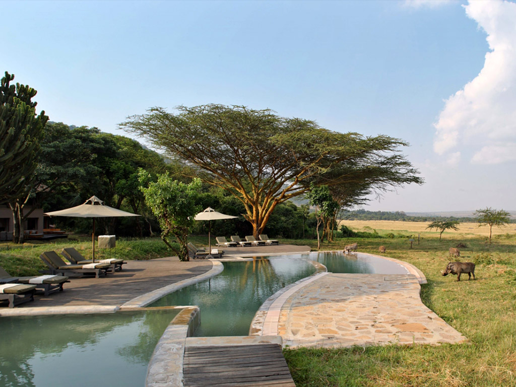 unique Africa accommodation