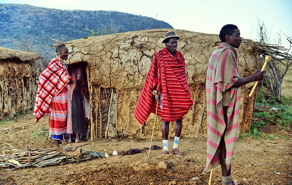 Maasai tribe - Africa experience