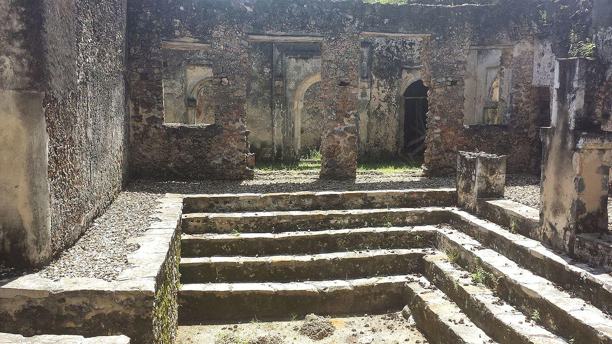 UNESCO Heritage Sites - songo mnara ruins