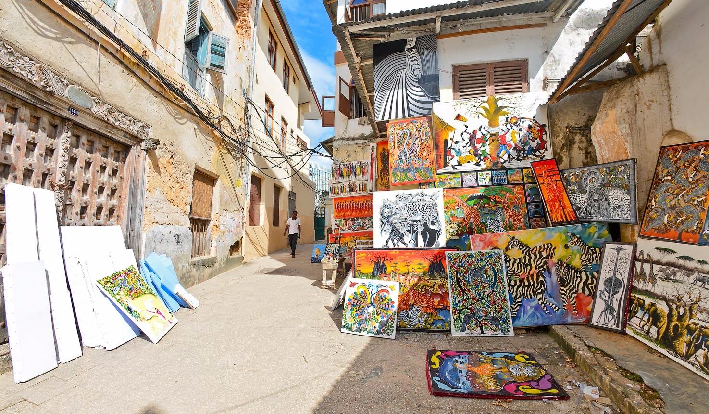 UNESCO Heritage Sites - Stone Town Zanzibar