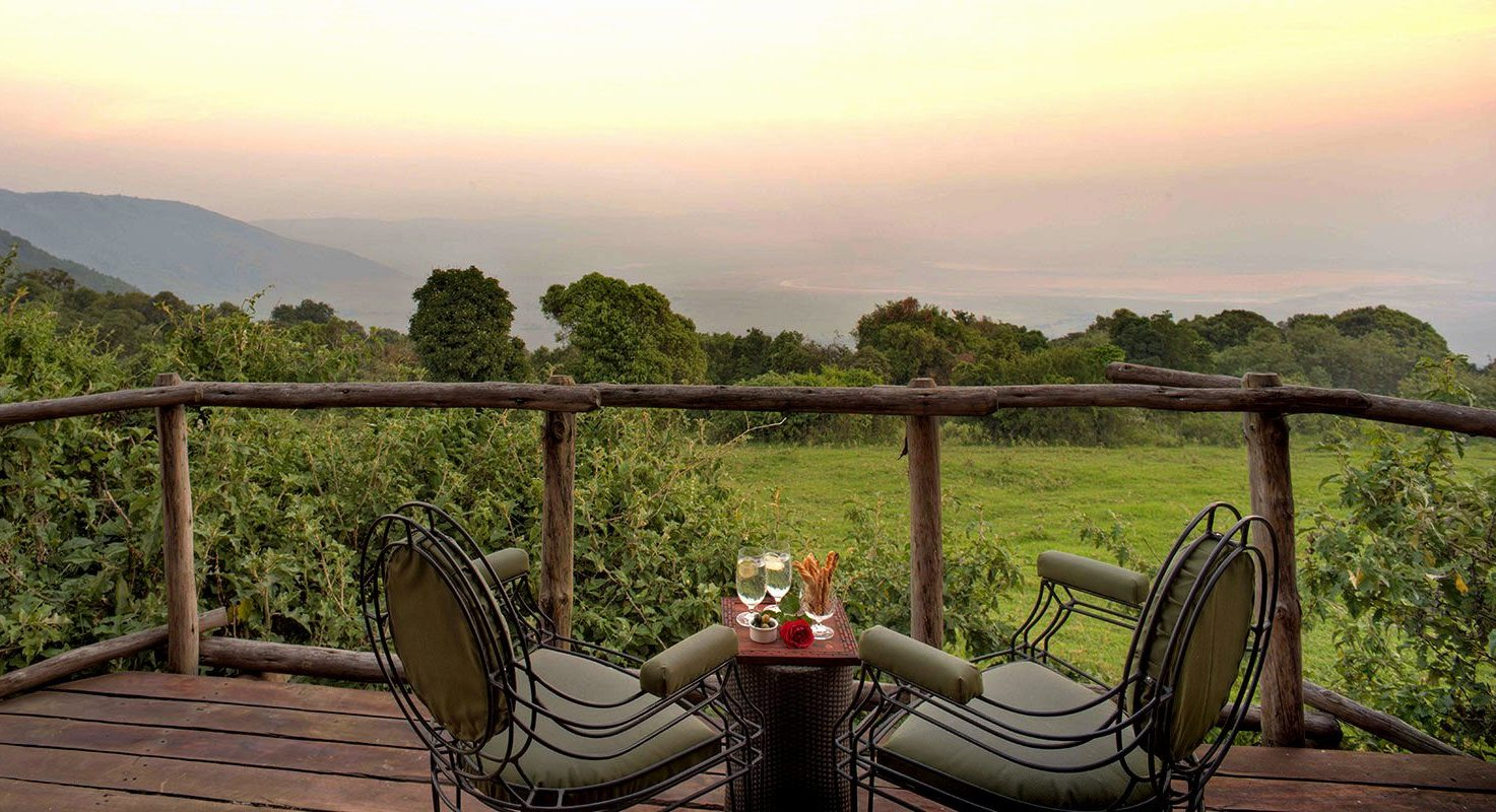 ngorongoro lodging