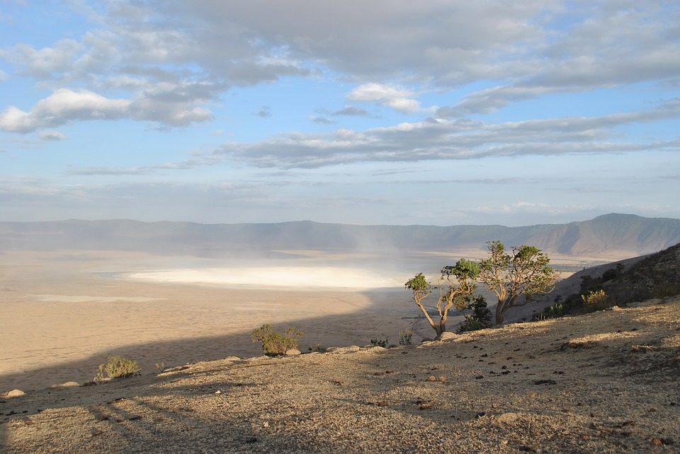 Ngorongoro Conservation Area - Crater
